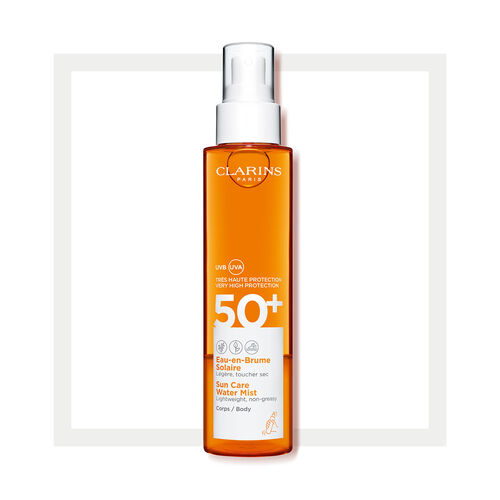 High Performance Sun Care SUN CARE WATER MIST SPF50 +