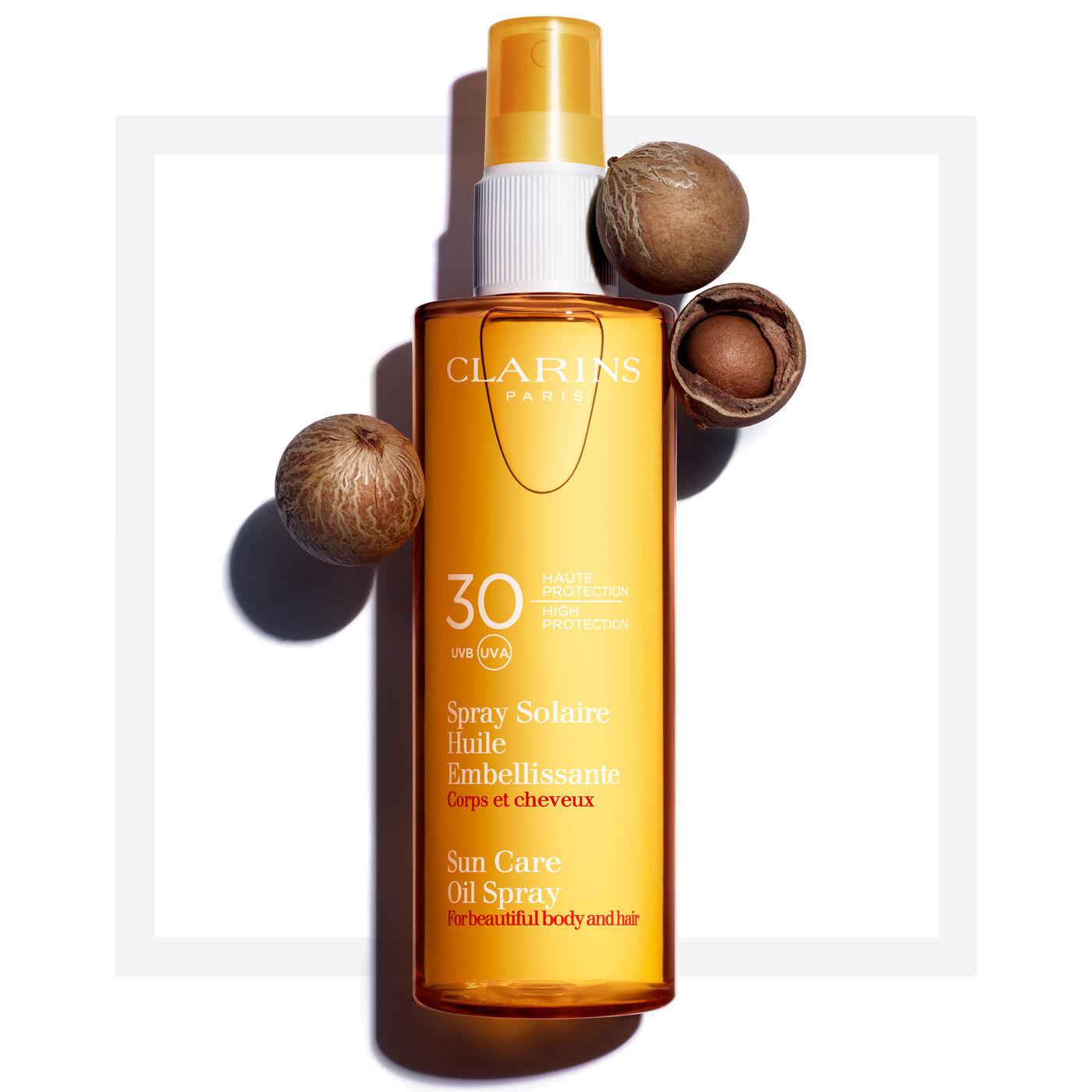 身體防曬油SPF 30