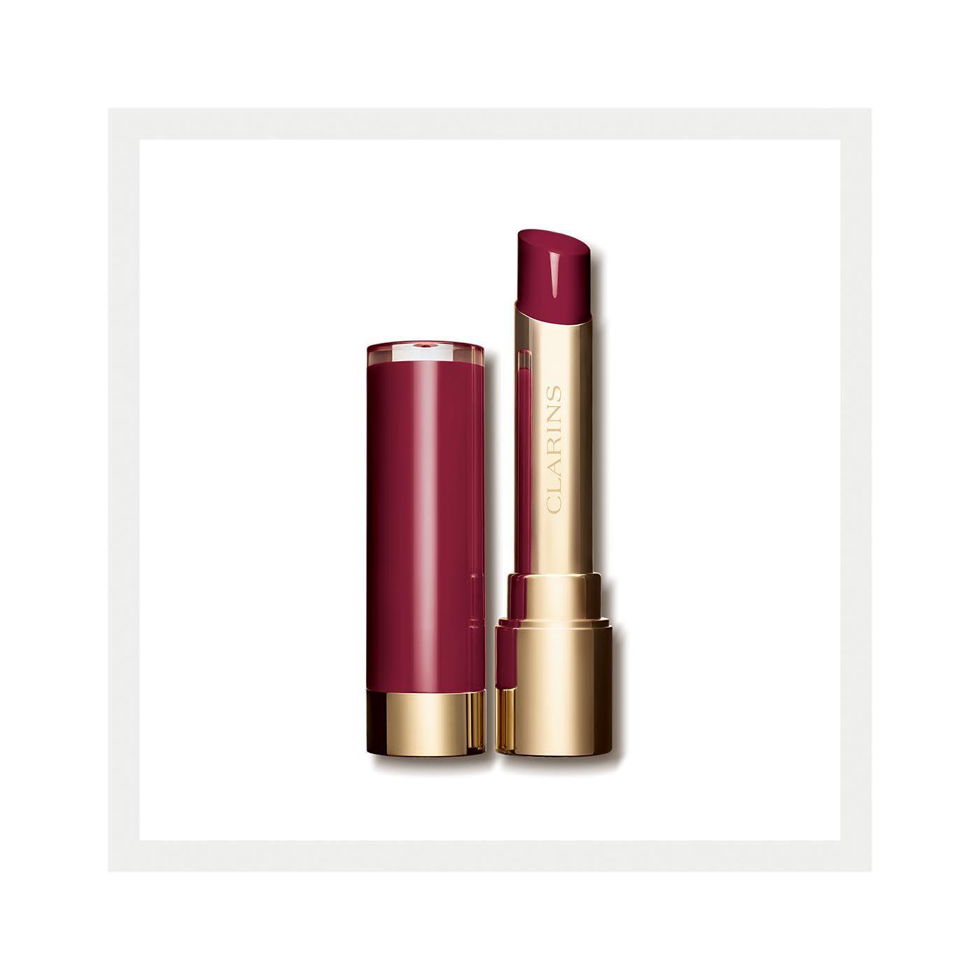 Joli Rouge Lip Lacquer 744L - plum