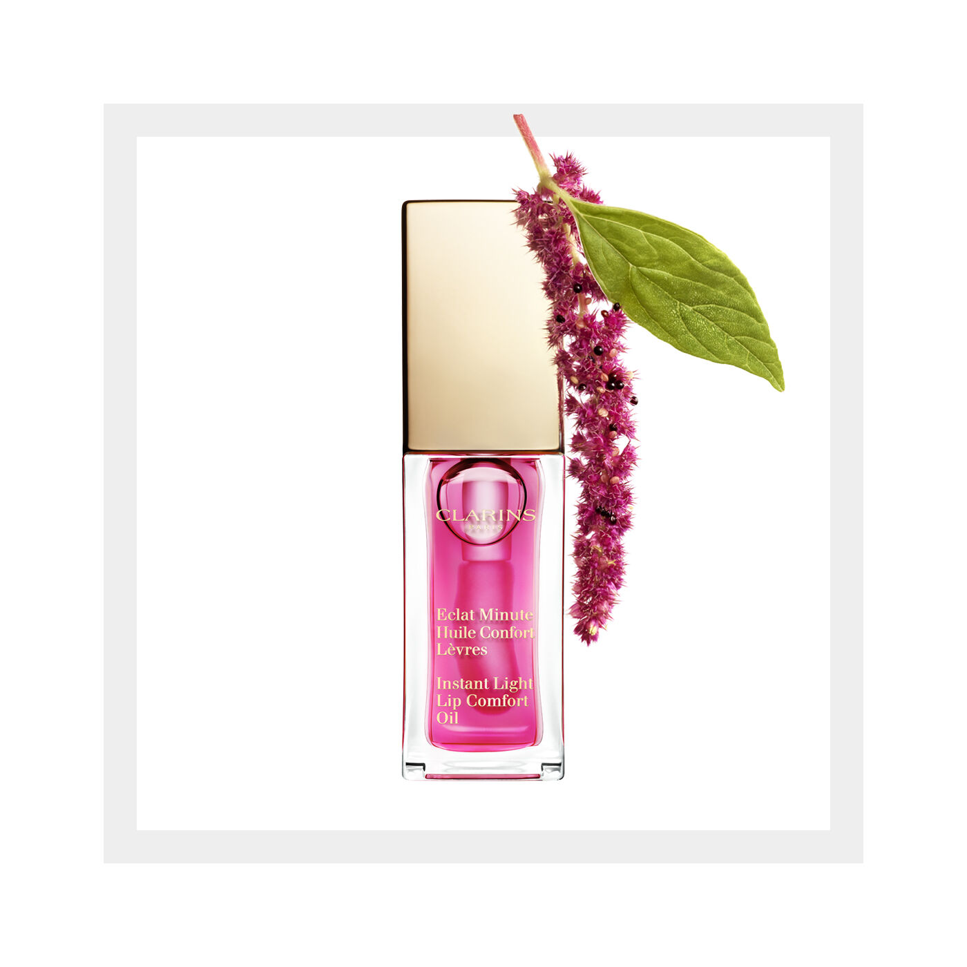 Instant Light Lip Comfort Oil 04 Rose