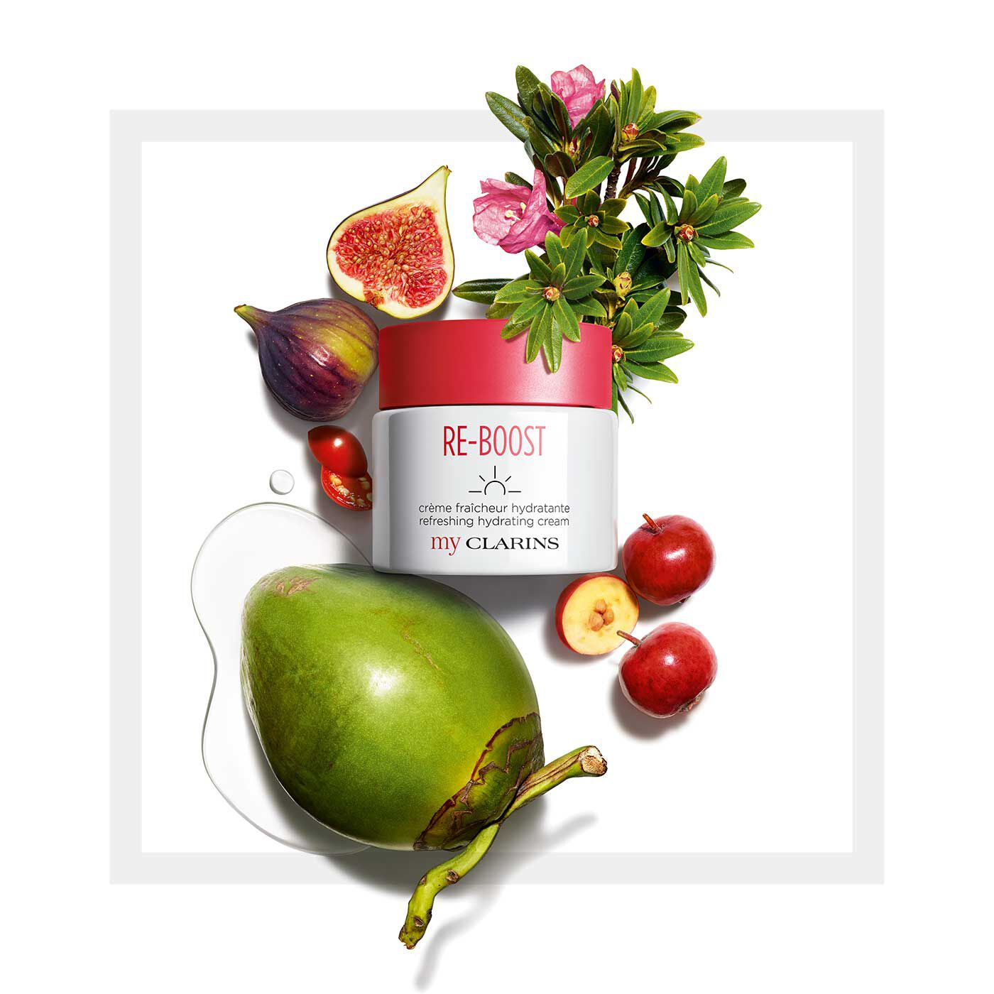 My Clarins RE-BOOST Hydrating Cream - All skin types