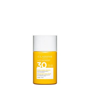 礦物面部防曬乳液UVA/UVB 30