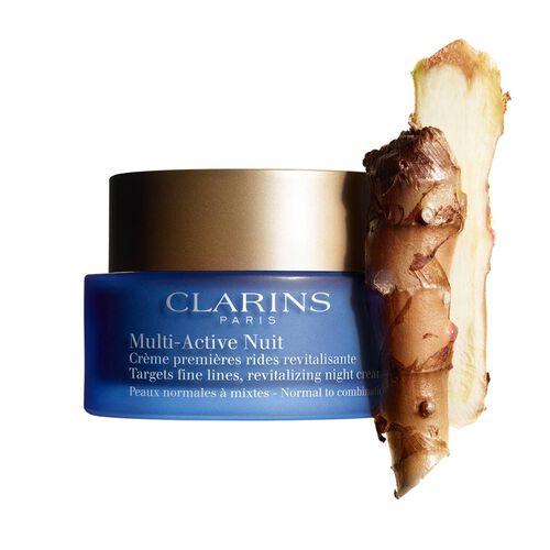 Multi-Active Night Cream Light Normal To Combination Skin