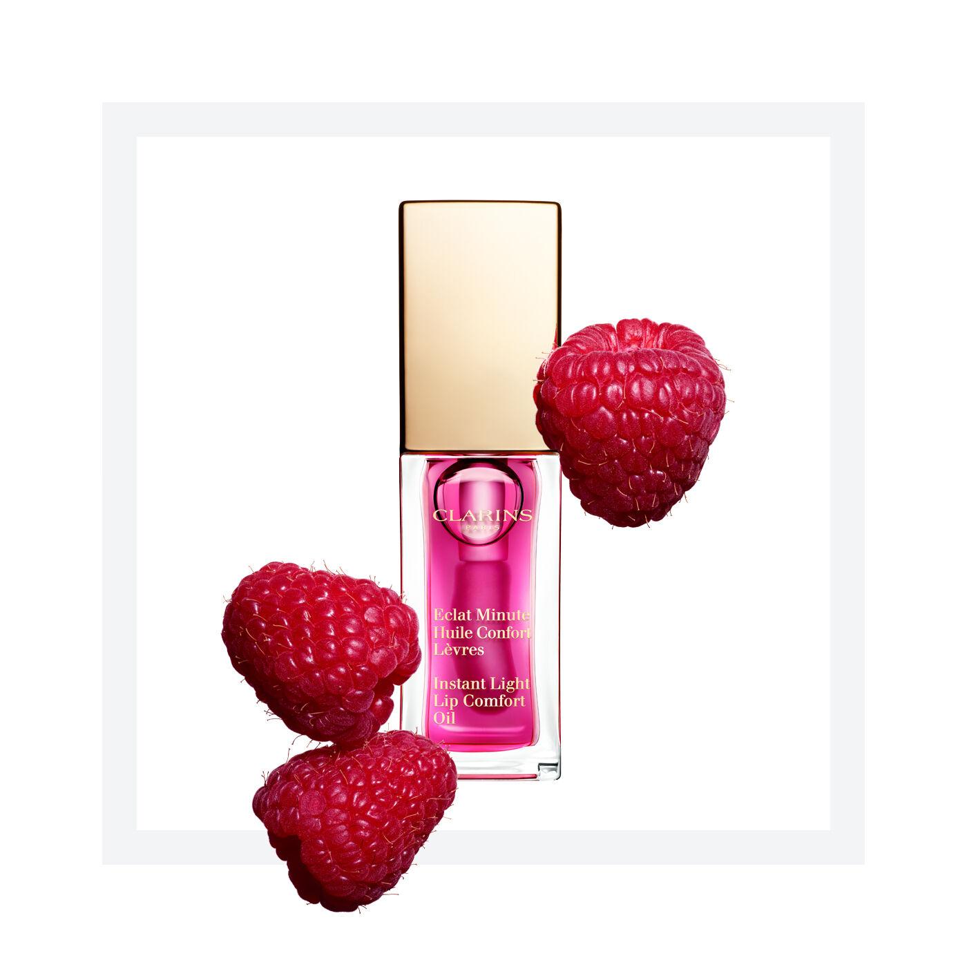 凝亮護唇油 02 粉蜜野莓
