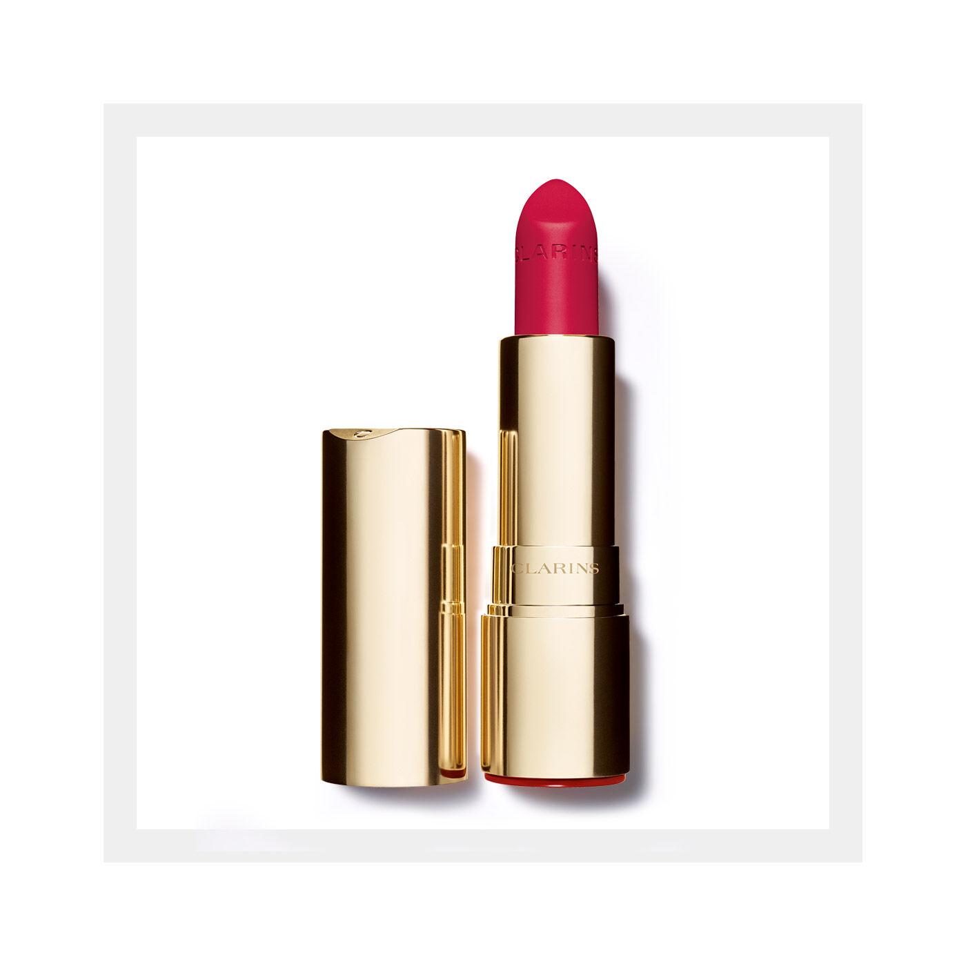 Joli Rouge Velvet 760 pink cranberry