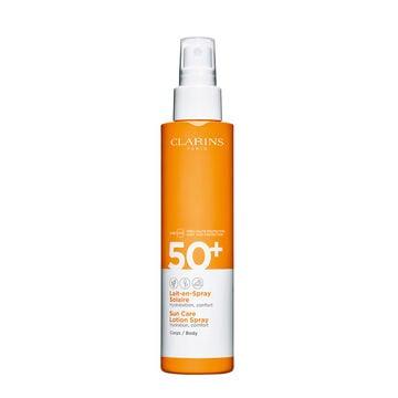 身體防曬乳液噴霧SPF50