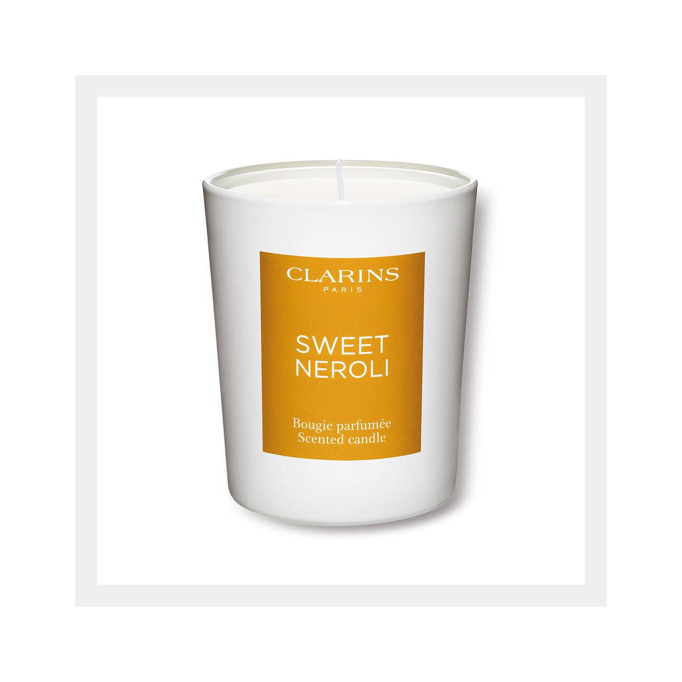 甜蜜橙花香氛蠟燭