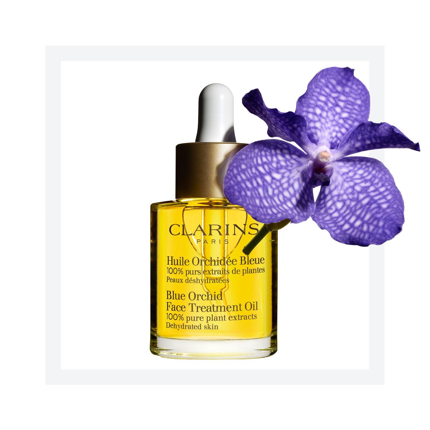 Blue Orchid Face Treatment Oil