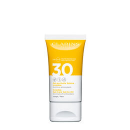 SUNCARE FACE GEL-TO-OIL SPF30