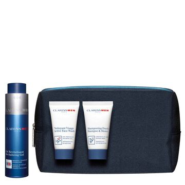 ClarinsMen Essentials face and body