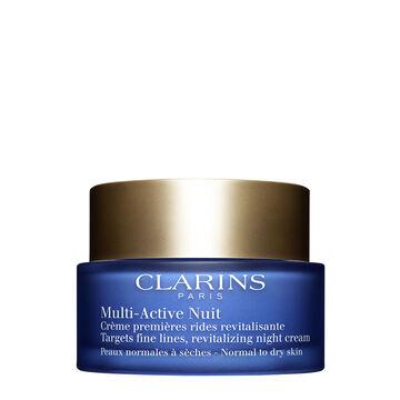 NEW Multi-Active Multi-Active night cream comfort Normal to dry skin
