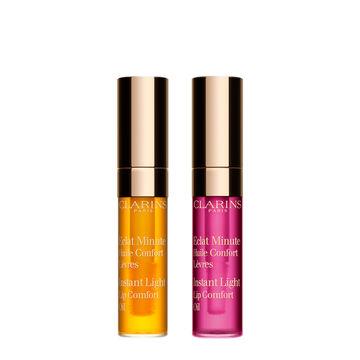 Instant Light Duo Lip Oils