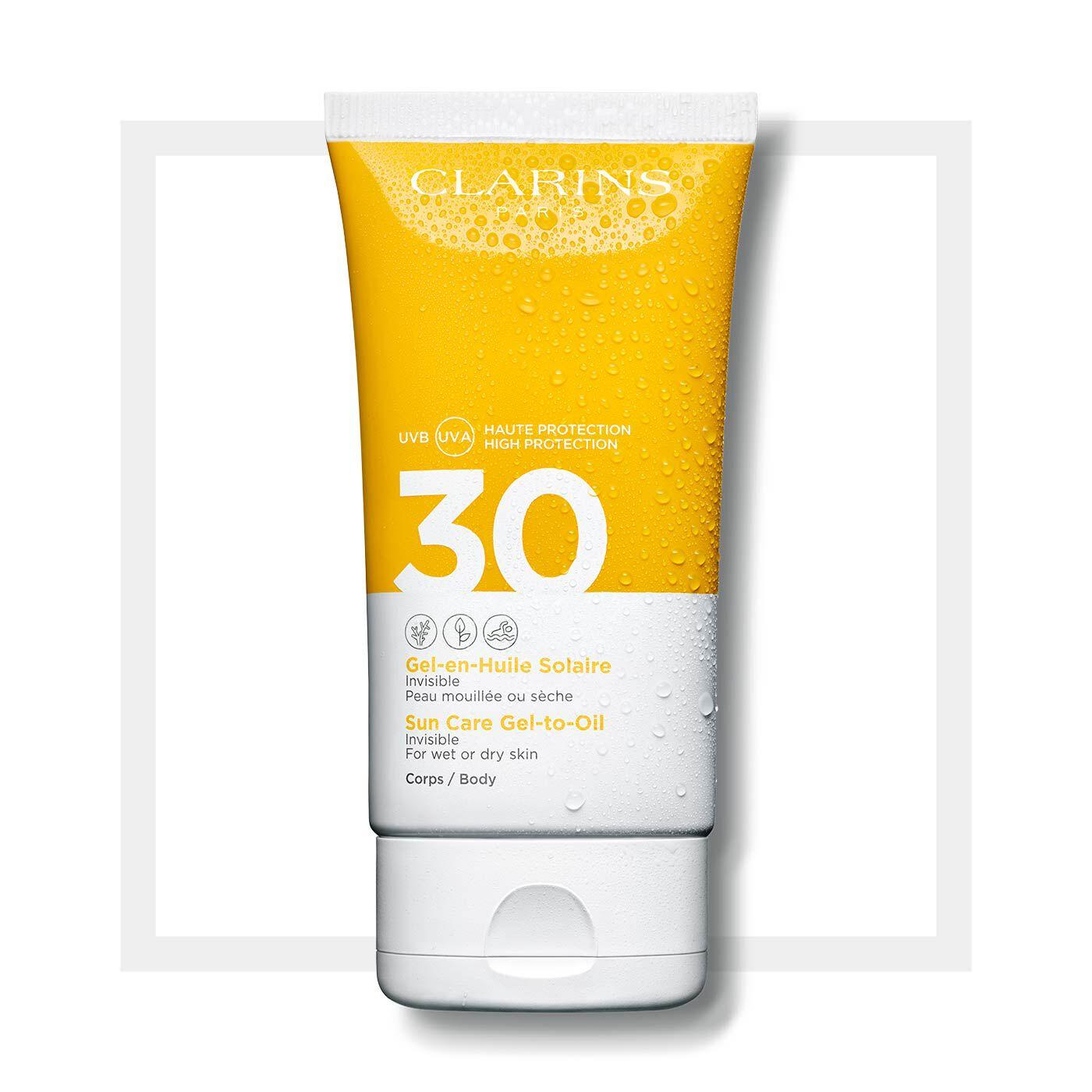 身體防曬啫喱SPF30