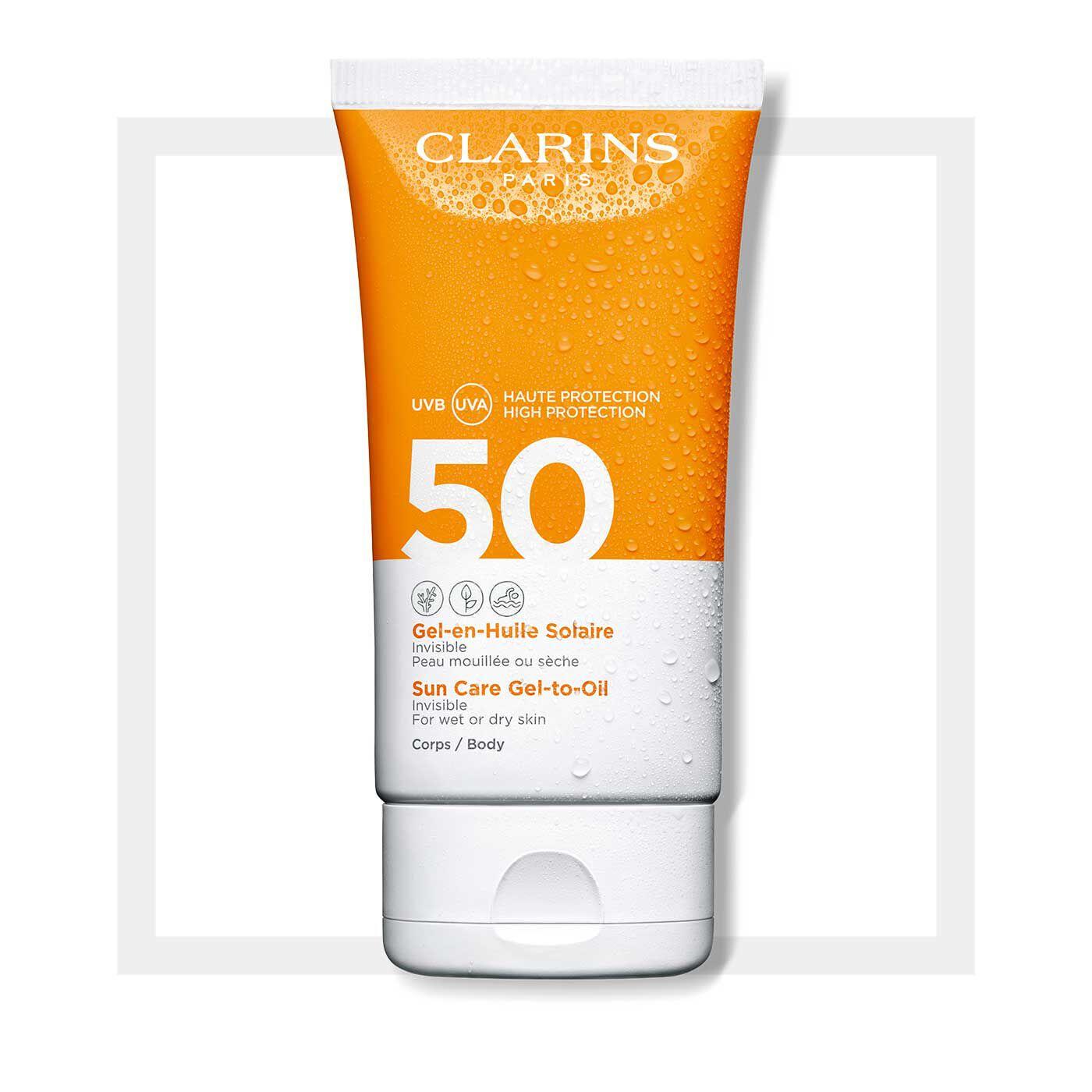 High Performance Sun Care SUN CARE BODY GEL-TO-OIL SPF50