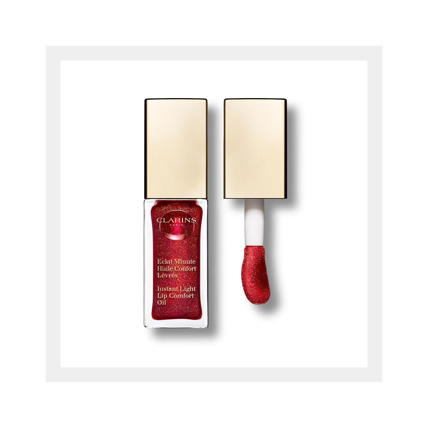 Instant Light Lip Comfort Oil - 09 red berry glam