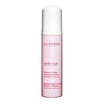 White Plus Creamy Mousse Cleanser