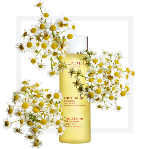 Toning Lotion With Camomile - Normal to Dry Skin