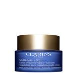 Multi-Active night cream light Normal to combination skin - Clarins