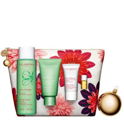 Revitalized and Detoxified Skin Set