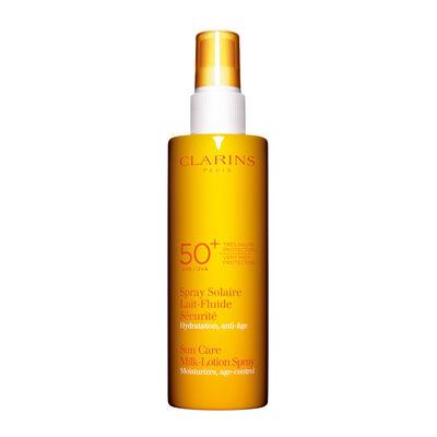 Sun Care Spray Safe Milk-Lotion Very High Protection UVB 50+ UVA
