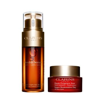 Double Serum & Super Restorative Day Set