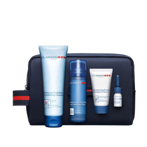 Holiday ClarinsMen Hydration Set