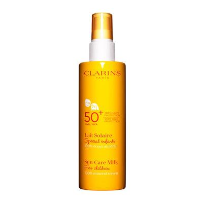 Sun Care For Children - Sun Care Milk Spray Very High Protection UVB 50+ UVA