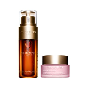 Double Serum & Multi-Active Day Set