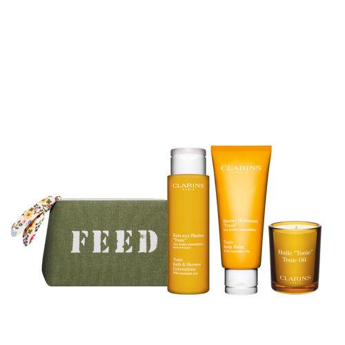 節日調和身體護理FEED慈善套裝