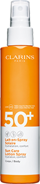 SUNCARE BODY LOTION SPF50+
