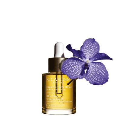 蘭花護理油