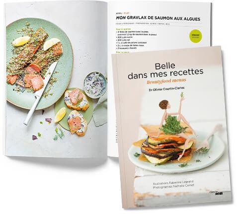 Olivier Courtin-Clarins的烹飪食譜