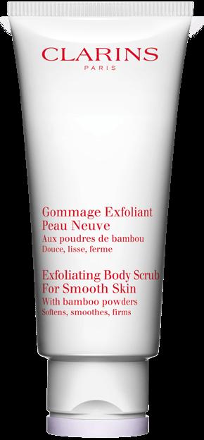 Exfoliating Body Scrub For Smooth Skin