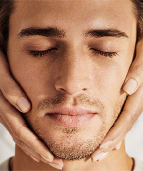 Men's Skin Fit! Facial