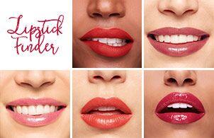 您的雙唇適合哪一種唇妝?